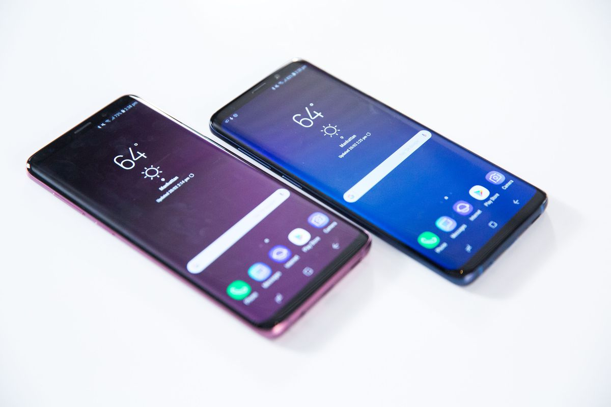 samsung galaxy s9 specs price - screen-to-body ratio