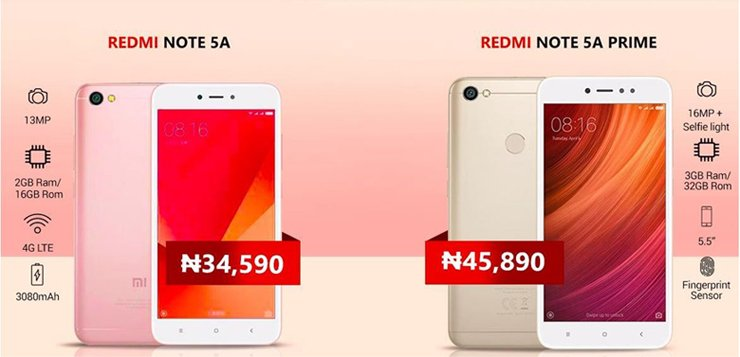 buy xiaomi phones on jumia