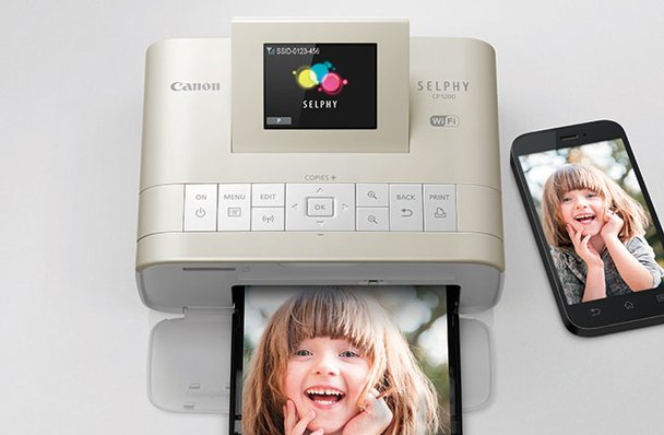 canon selphy cp1200 review