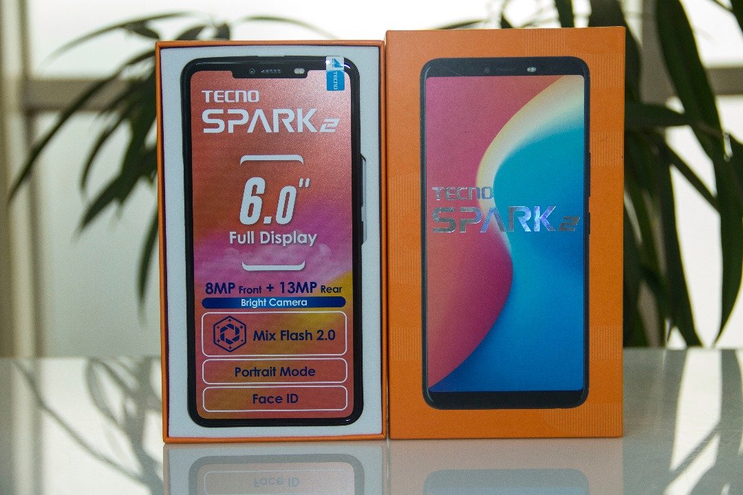 TECNO Spark 2 Unboxing, First Impressions and Quick Review