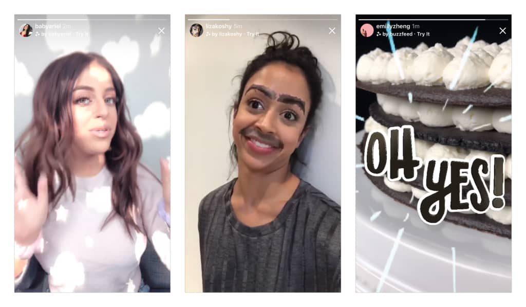 instagram camera filters