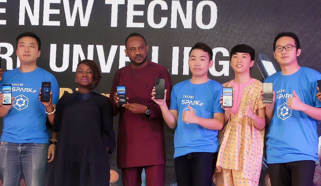 Tecno spark 2 launch