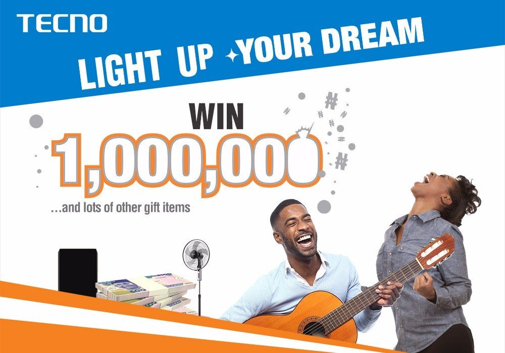 tecno LightUpYourDream2018