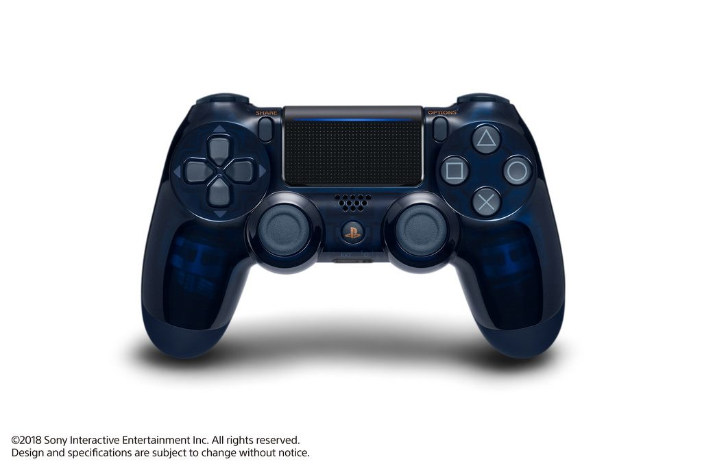 500 million limited edition ps4 pro - DualShock 4 wireless controller