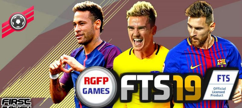 Download (FTS 19) First Touch Soccer 2019 Apk and Data Obb