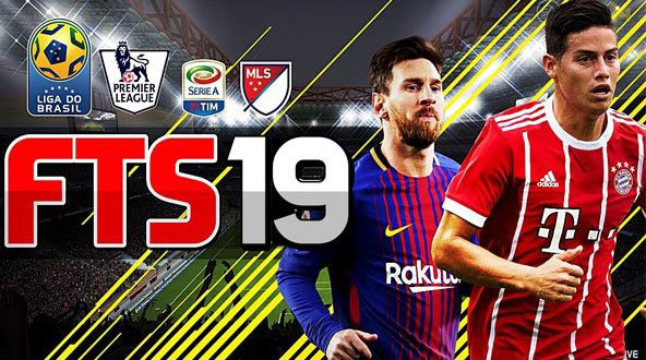 first touch soccer 2019 apk and data