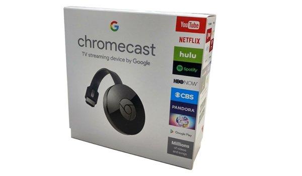 how to set up chromecast