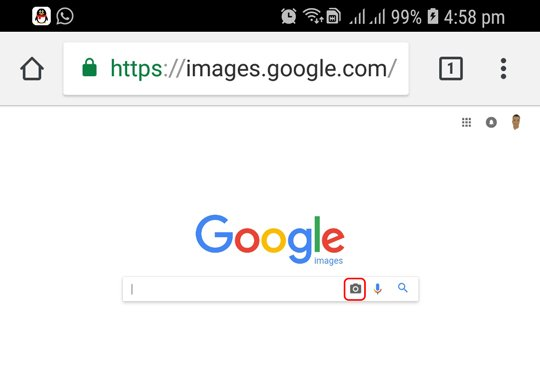 reverse image search mobile