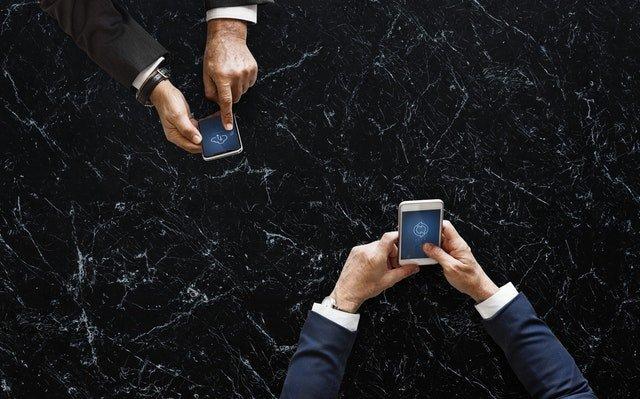 global smartphone shipment Q2 2018