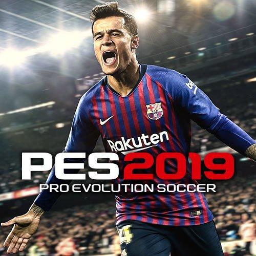 pes 2019 standard edition