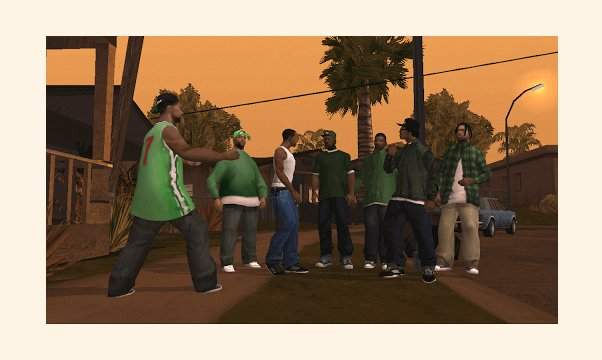 Download GTA San Andreas Apk + Data (Highly Compressed)