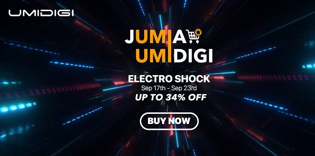 umidigi shock promotion on jumia