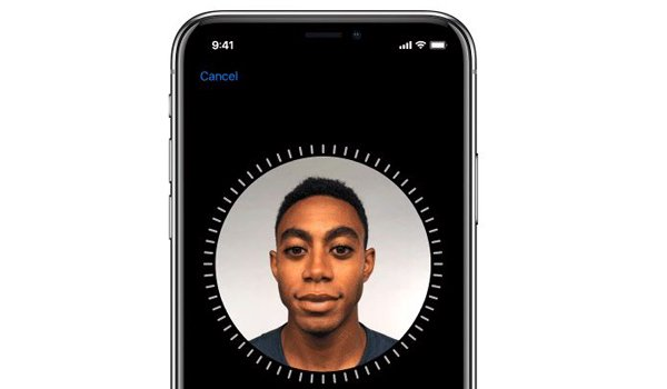 set up face id on iphone xs max