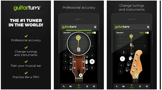 guitar learning apps