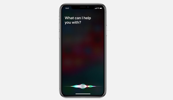 how to activate siri on iPhone XS Max, XS and XR
