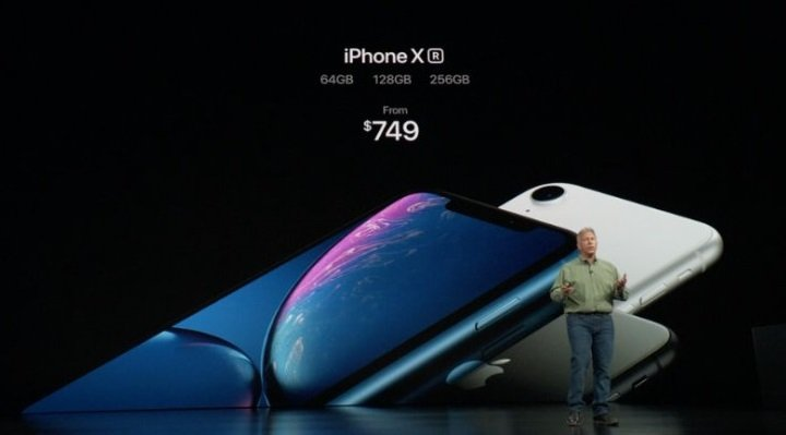 iphone xr price in nigeria