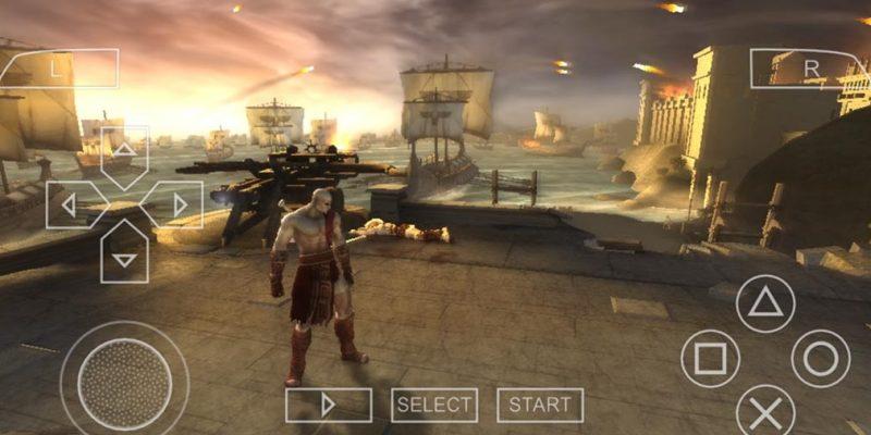 download PPSSPP apk - psp emulator - ppsspp games