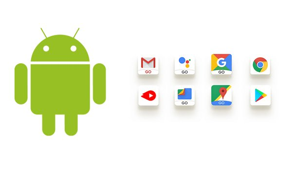 stock android vs android go