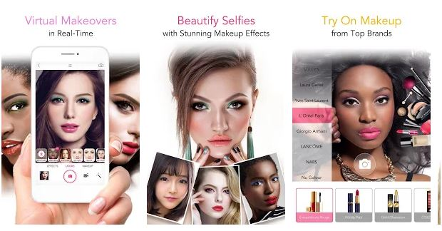 best makeup apps for android
