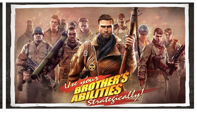 Brother in Arms 3 Mod Apk + Data Obb Unlimited Money