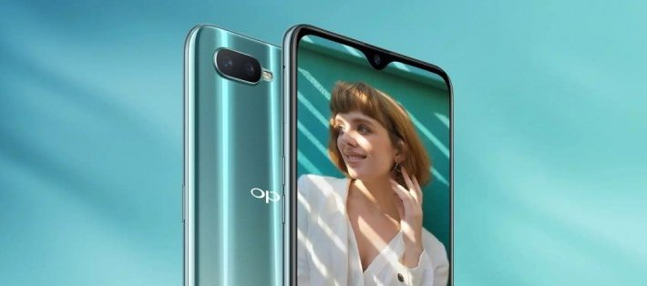 oppo r15x display