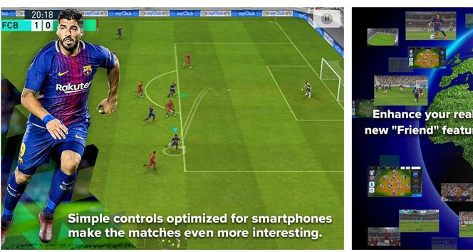 offline football games for android