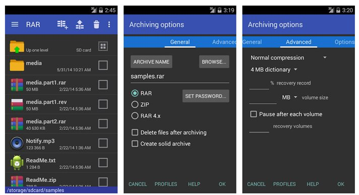 Best ZIP File Extractor Apps for Android