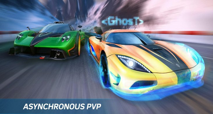 asphalt nitro apk unlimited money