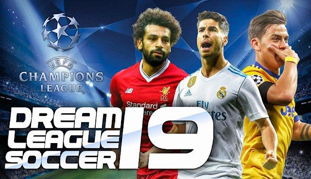 Download Dream League Soccer 2019 Mod Apk - DLS 2019