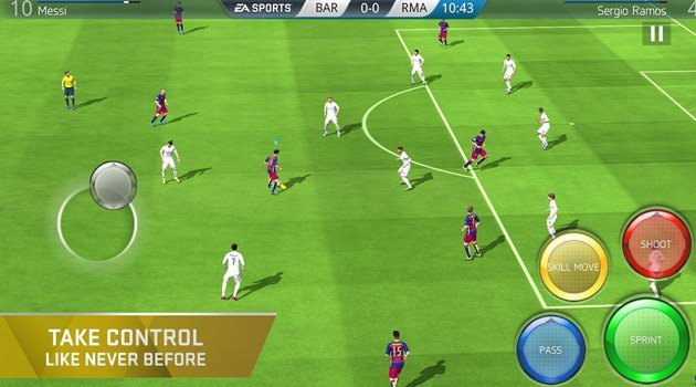 FIFA 19 Mod Apk + Data OBB