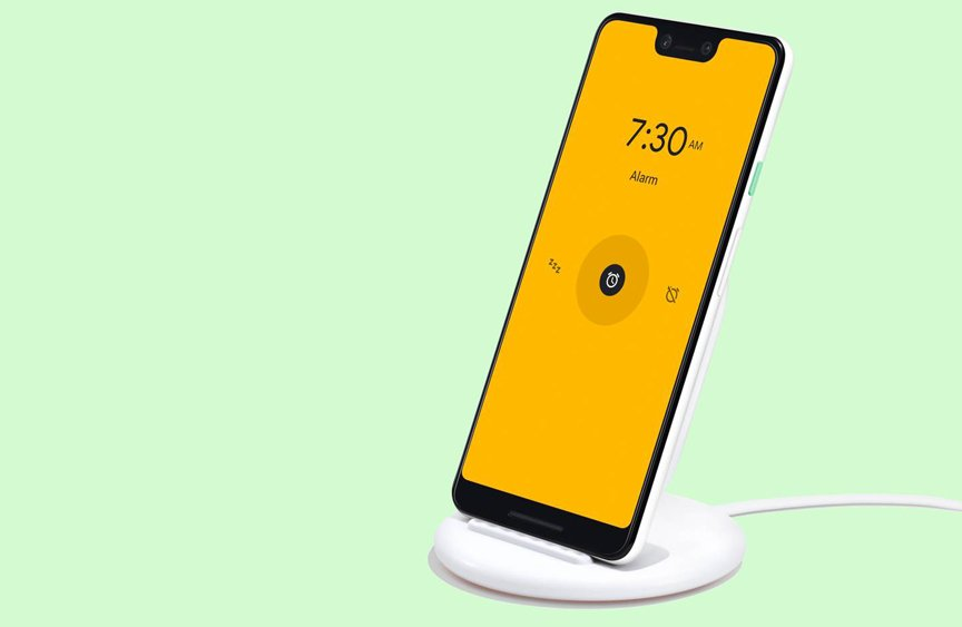 google pixel 3 and pixel 3 xl charging stand