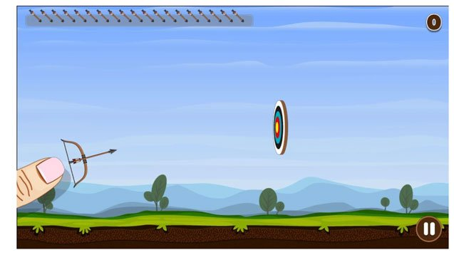 bow and arrow games for android