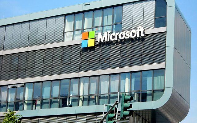Microsoft market share