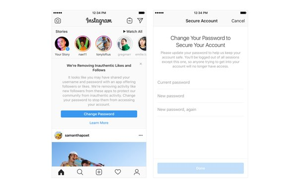 instagram to Tackle Fake Likes