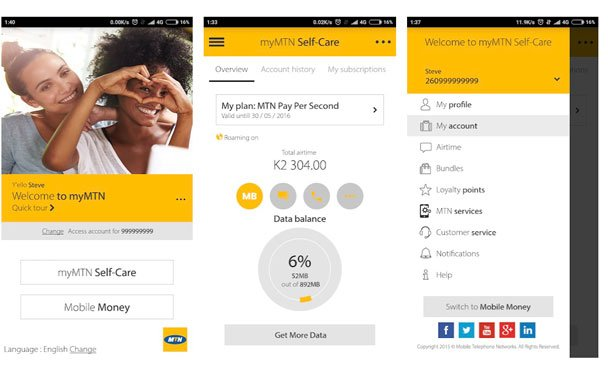 MyMTN App Gives You 500MB Free Worth of Data - HowToTechNaija