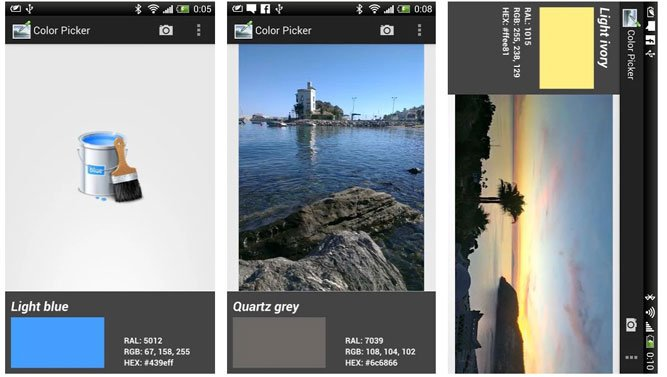 colour picker apps for android