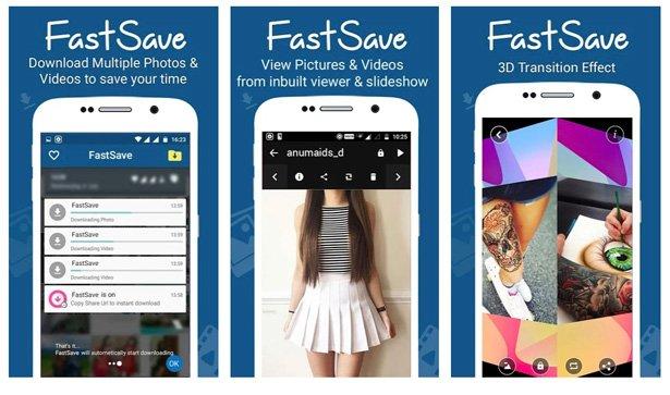 Fast Save App
