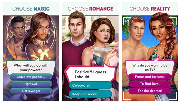 Choices Stories You Play Mod Apk 2.4.0 Unlimited Money
