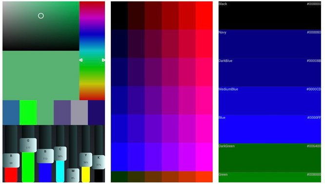 Best Colour Picker Apps for Android