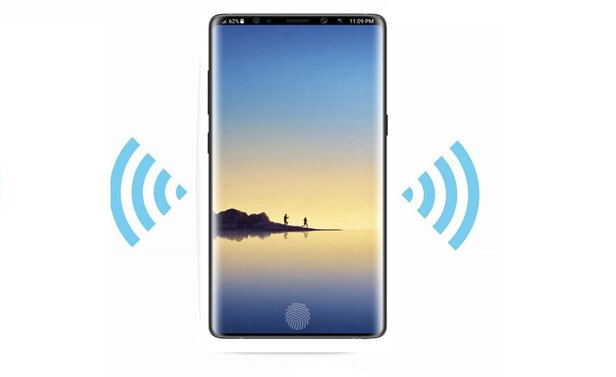Use Samsung Galaxy Note 9 as Mobile Hotspot