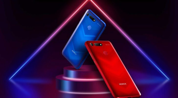 huawei honor view 20 specs