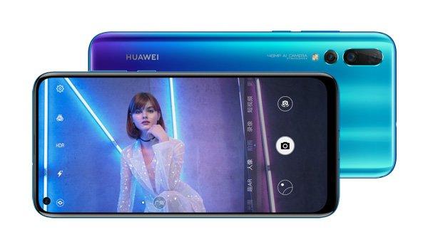 Huawei Nova 4 specs