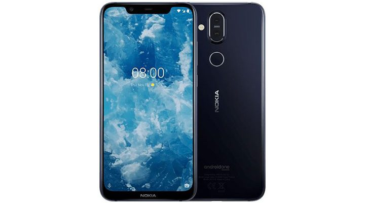 Nokia 8.1 Complete Specifications