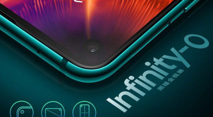 Samsung Galaxy A8s Front Camera