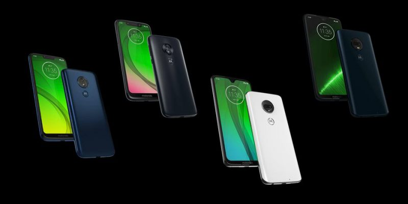 moto g7 plus design