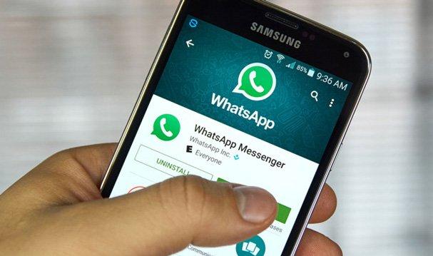 whatsapp on phone screen - girls whatsapp number