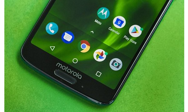moto g6 play android pie