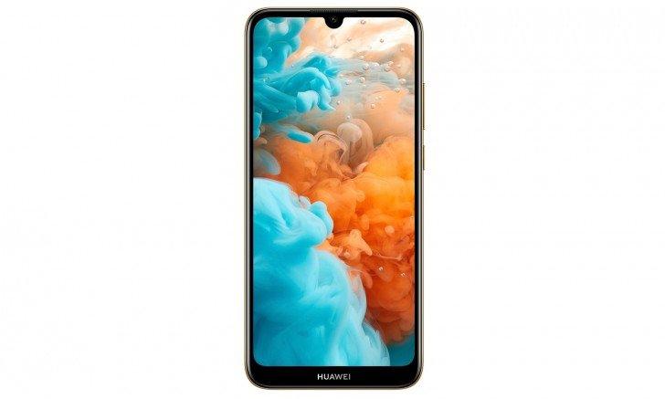huawei y6 pro 2019 display