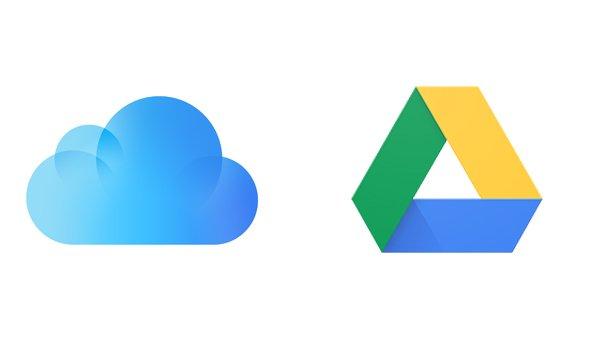 icloud vs google drive