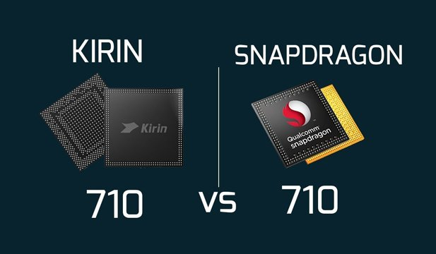 HiSilicon Kirin 710 vs Qualcomm Snapdragon